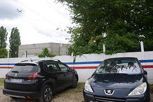 Un parking sécurisé près d'Orly pour partir sans souci