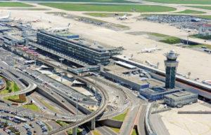 Aéroport d'Orly, vue aérienne - crédit Jouanneaux Jean Marc