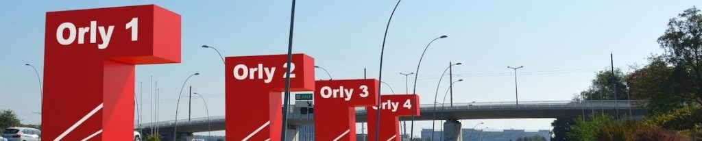 Terminaux 1, 2, 3 et 4, aéroport d'Orly