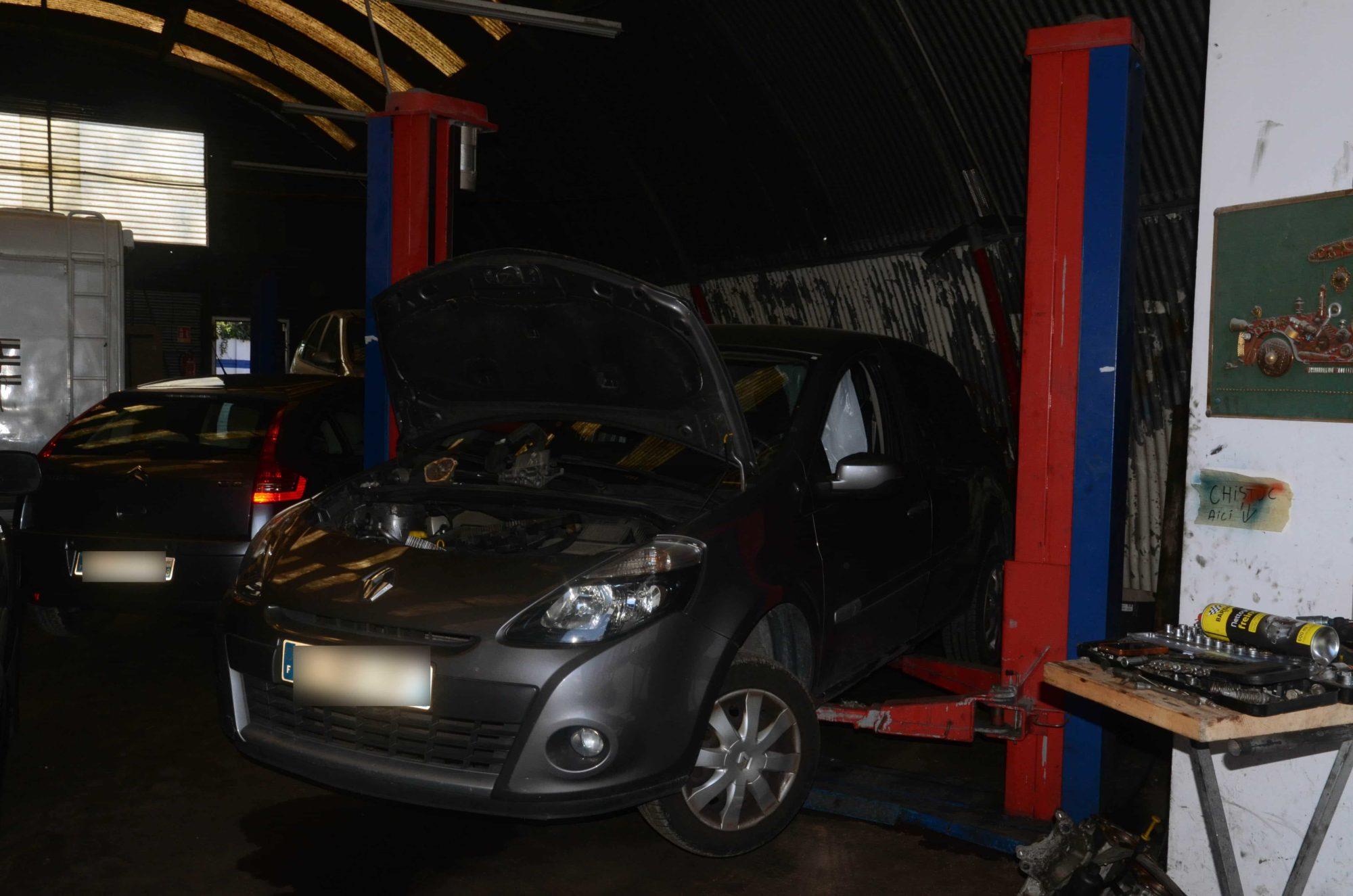 Atelier petite mécanique, parking Orly, Discount Parc